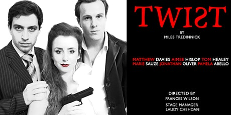 Twist  by Miles Tredinnick Show and Supper Club tickets