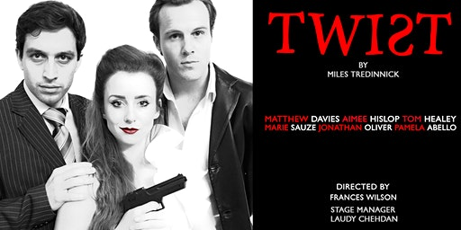 Twist  by Miles Tredinnick Show and Supper Club