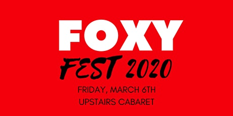 FOXY FEST 2020: VICTORIA tickets