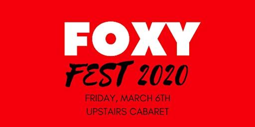 FOXY FEST 2020: VICTORIA