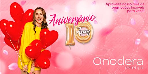 ONODERA BELÉM | ANIVERSÁRIO 10 ANOS