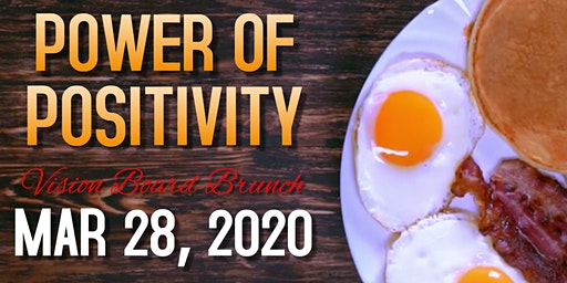 Vision Board & Breakfast