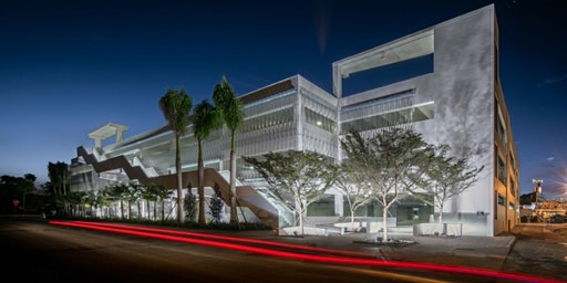 USGBC Palm Beach presents Parksmart Certification, the sustainable parking rating system