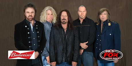 38 Special tickets