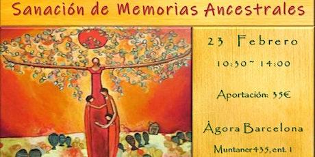 Círculo Chamánico de Mujeres > Sanación del Memorias Ancestrales entradas