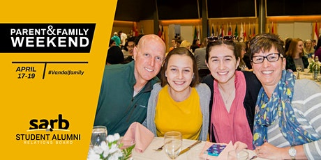 Spring Parent & Family Weekend tickets