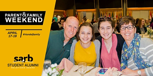 Spring Parent & Family Weekend