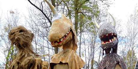 Spring Stomp!: A Procession with Music and Dance tickets