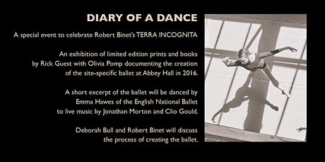 DIARY OF A DANCE tickets