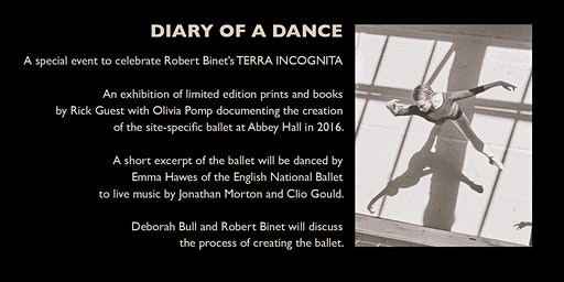 DIARY OF A DANCE