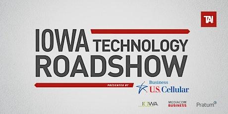 Iowa Technology Roadshow: Burlington tickets