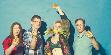 Free Monday: Daymaker / Dares / WAD / She Speaks In Tongues @ The Empty Bottle tickets