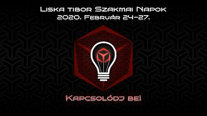 Liska Tibor Szakmai Napok 2020 tickets