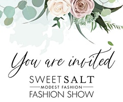 Sweet Salt Modest Fashion Show