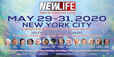 NEWLIFE Expo | Holistic Health, New Age, Conscious Expo MAY 29-31, 2020 tickets