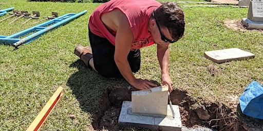 Headstone Preservation Workshop