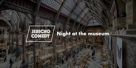 Jericho Comedy Night at the Museum: Creepy Crawly Comedy tickets