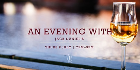 Tasting Event :: An Evening with Jack Daniel's tickets