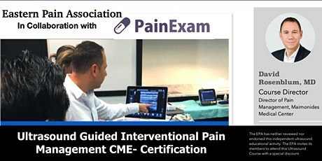 Ultrasound Guided Interventional Pain Management Course tickets