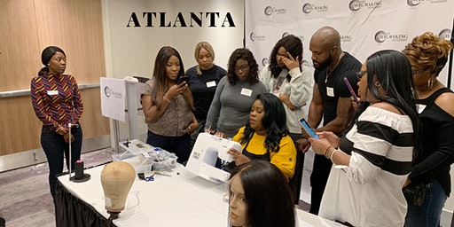 ATLANTA: HANDS-ON SEWING MACHINE WIG MAKING CLASS BY FABLUX WIGS