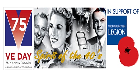 Spirit of the 40's tickets