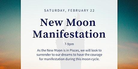 New Moon Manifestation tickets