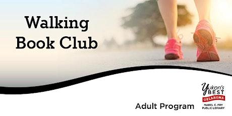 Walking Book Club tickets