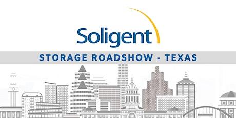 Soligent Storage Roadshow | Texas tickets