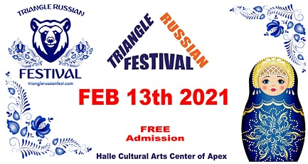 Triangle Russian Festival 2021 tickets