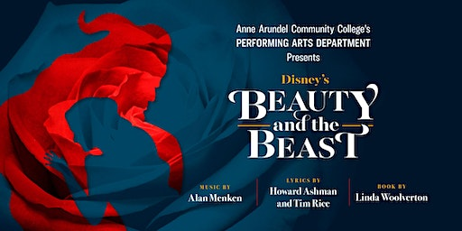 Disney's Beauty and the Beast--The Musical Fri 4/17