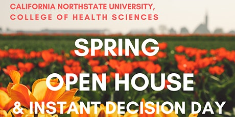 CNU College of Health Sciences Spring Open House tickets