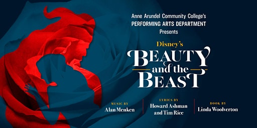 Disney's Beauty and the Beast--The Musical Fri 4/24