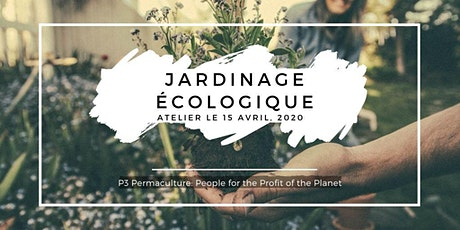 Jardinage écologique tickets