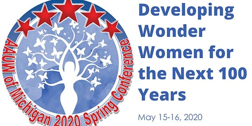 AAUW of Michigan 2020 Spring Convention