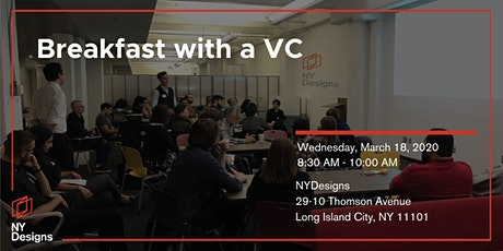 Breakfast with a VC: Molly O'Shea, Trailmix Ventures tickets