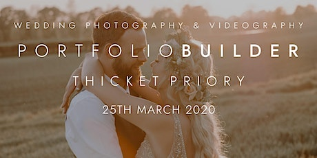 Photography & Videography Portfolio Builder workshop tickets