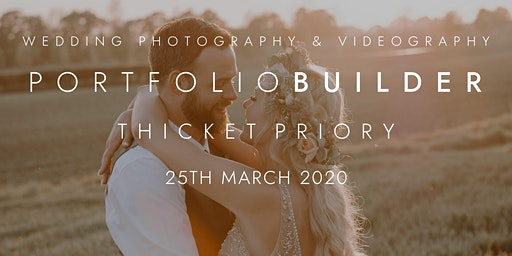 Photography & Videography Portfolio Builder workshop
