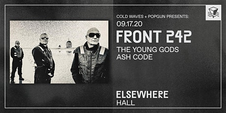 Front 242 @ Elsewhere (Hall) tickets