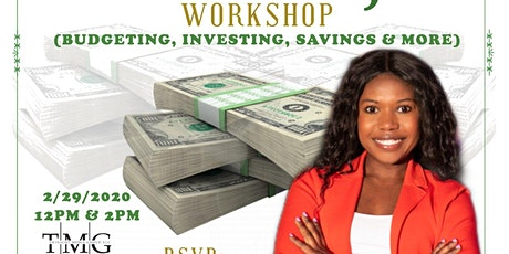 NYC Financial Literacy Workshop tickets