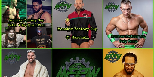 The Monster Factory Cup 2020