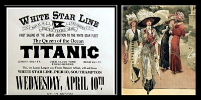 A TITANIC Fashion Show