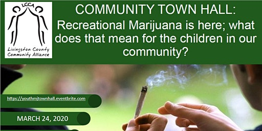 Town Hall on the Dangers of Youth Marijuana Use