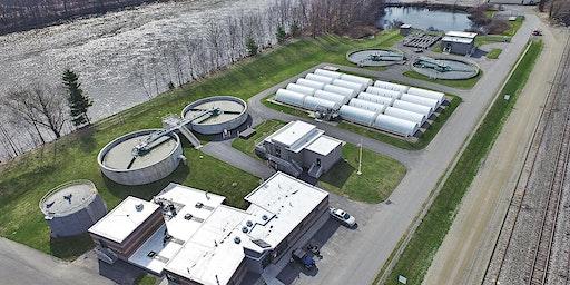 Brattleboro Wastewater Treatment Plant Tour