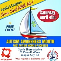 SAILING TRIP  with  Autism Moms Of Houston