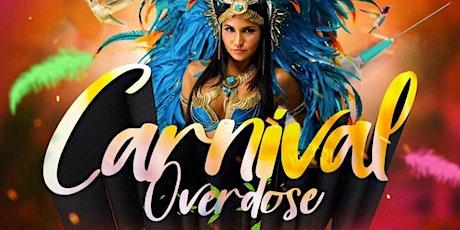 Carnival Overdose tickets