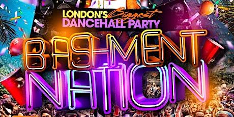 Bashment Nation - London's No.1 Touring Bashment Party tickets