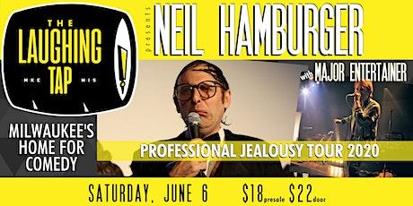 Neil Hamburger: Professional Jealousy Tour 2020 tickets