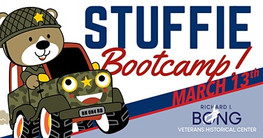 Stuffie Boot Camp