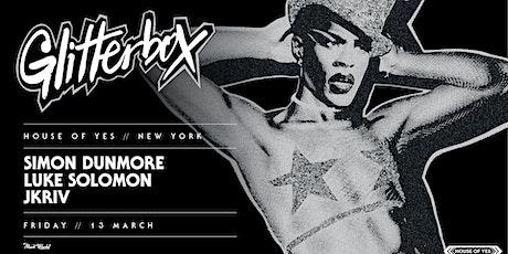 Glitterbox NYC tickets