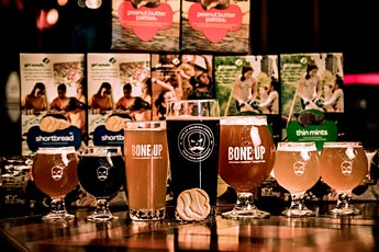 Girl Scout Cookie & Beer Pairing! tickets